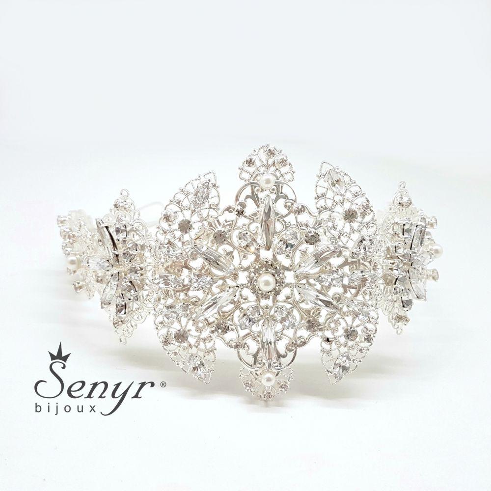 Luxury tiara