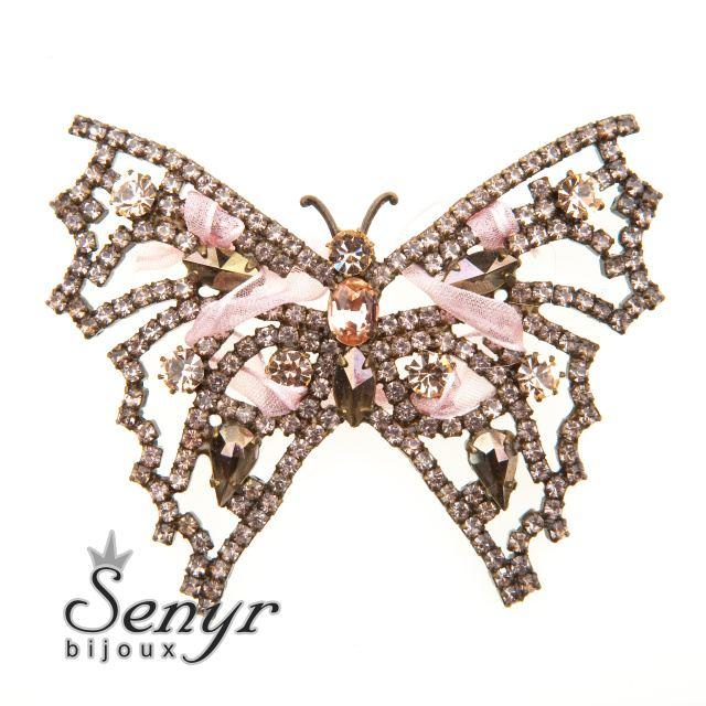 Brooch butterfly