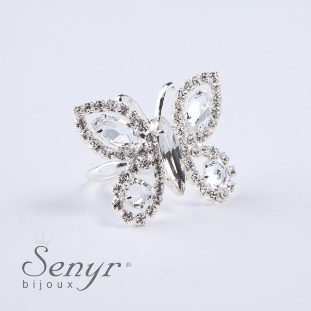 Prsten malý motýl