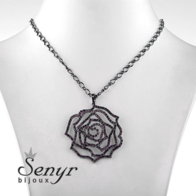 Náhrdelník růže