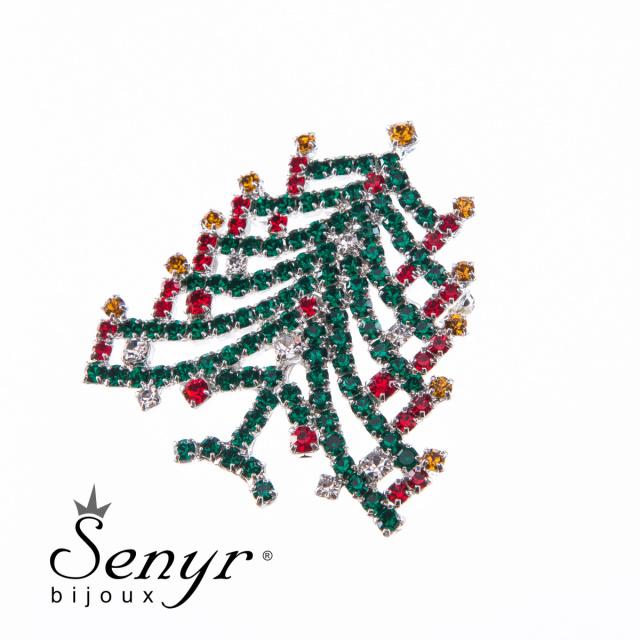Brož Vánoční stromeček