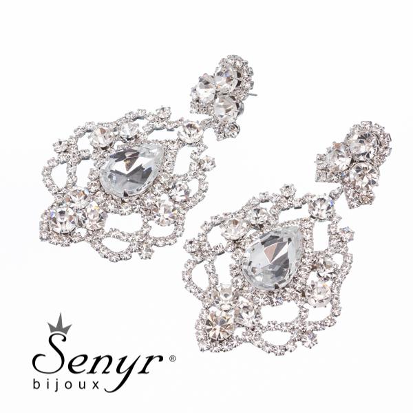 Deluxe earrings Lace