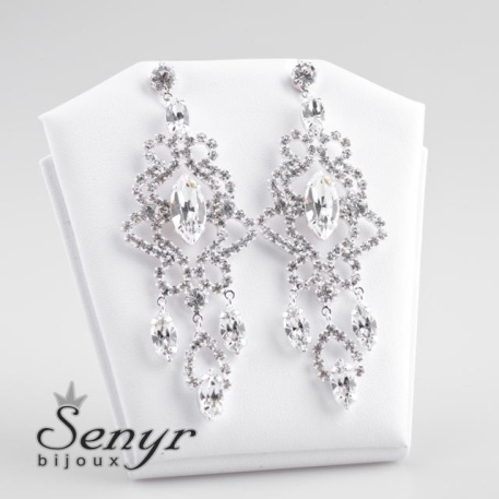Romantic deluxe earrings