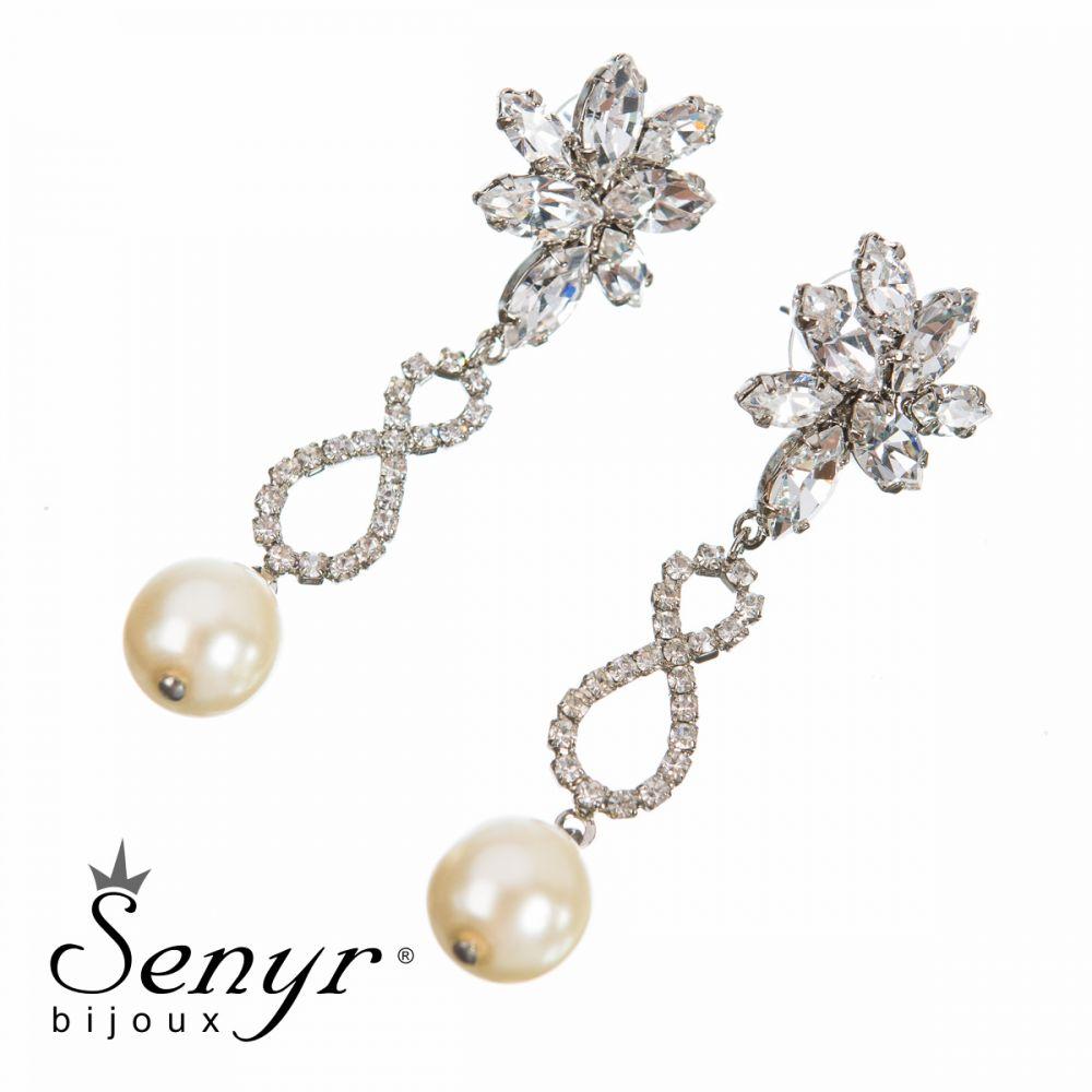 Náušnice Pearl Treasure