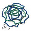 Luxusní brož Růže