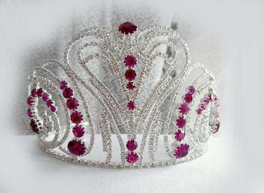Luxusní korunka pro Miss