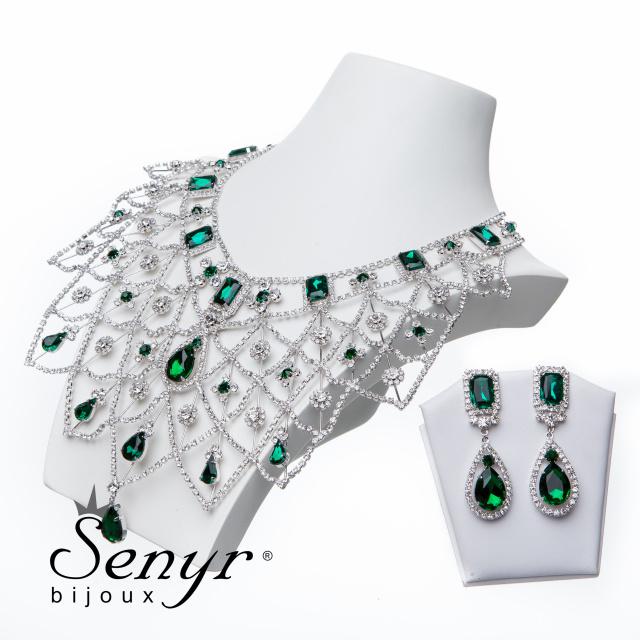 Souprava Majesty Emerald