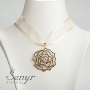 Necklace ROSE