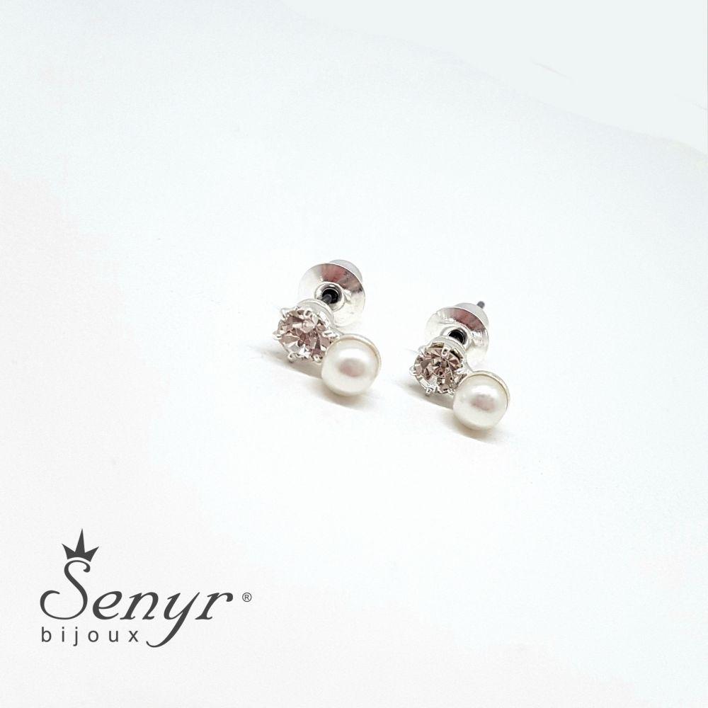 Bohemia crystal earrings MILDNESS