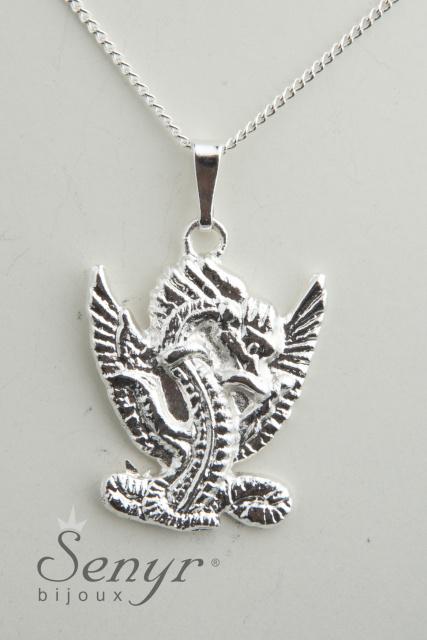 Loving dragon