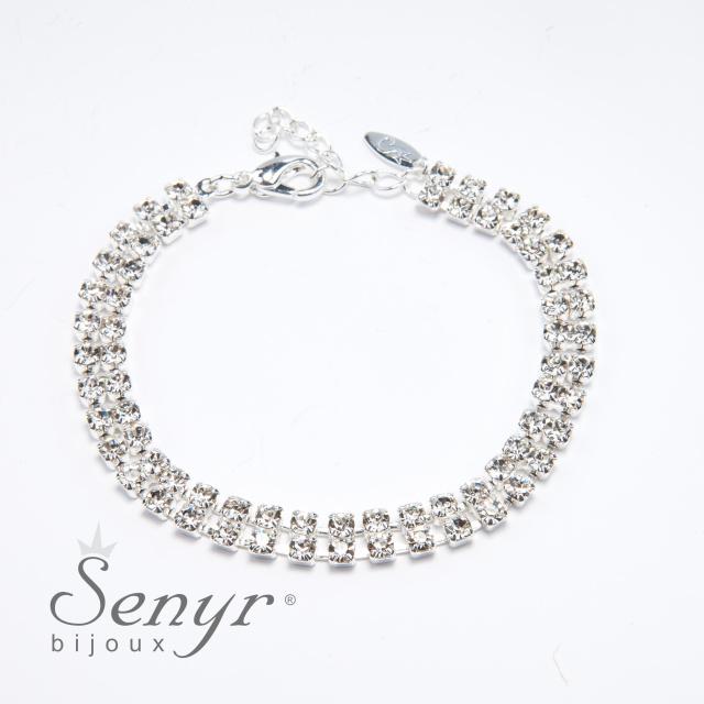 Bracelet two lines