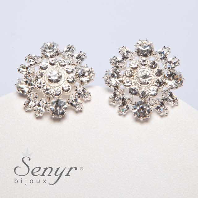 Earrings Secret Flower