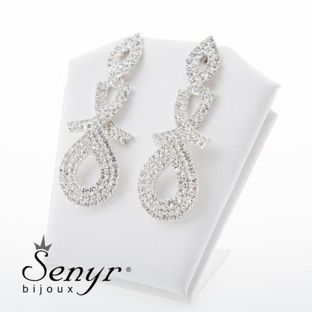 Deluxe earrings Charming Lady