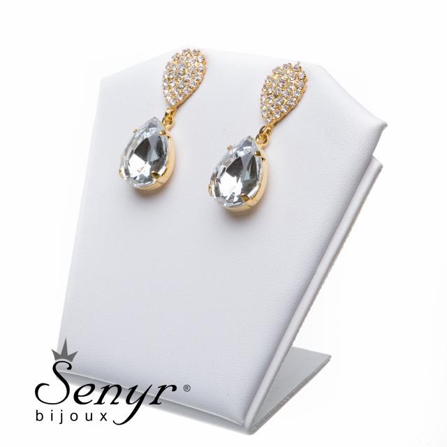 Earrings Noble Drops Gold