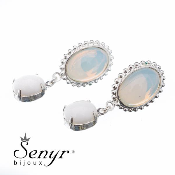 Earrings Elegant Moon