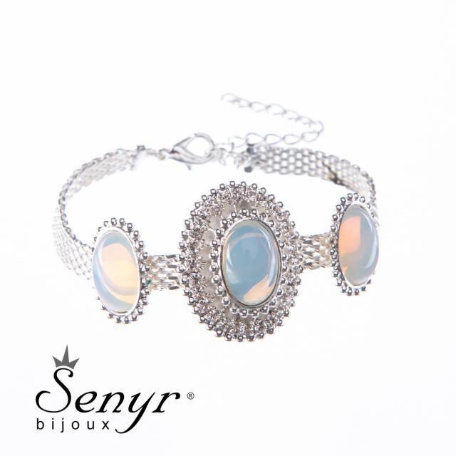 Bracelet Silver Moon