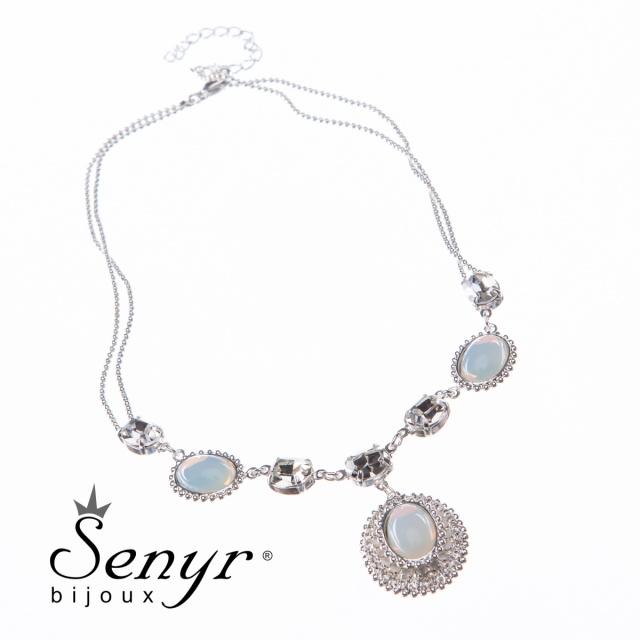 Necklace Silver Moon