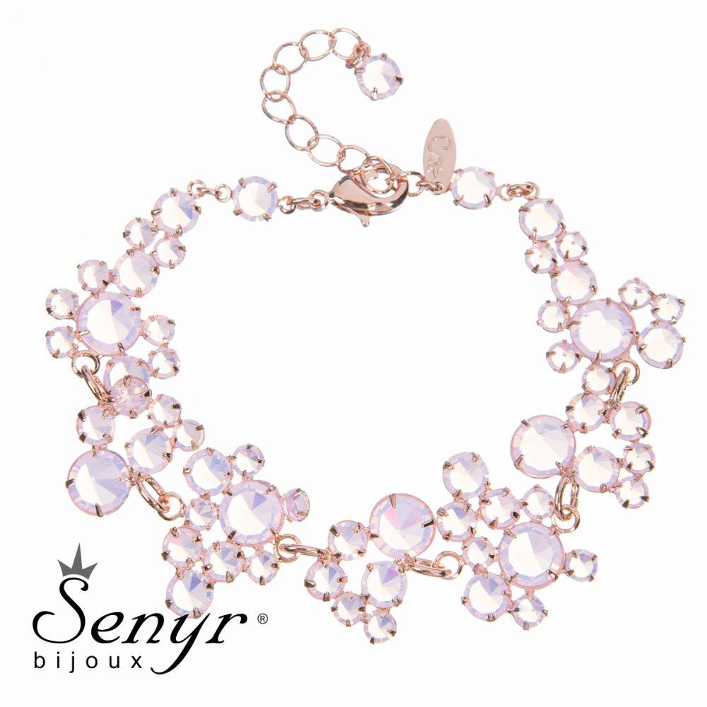 Bracelet Tender Romance Rose Opal