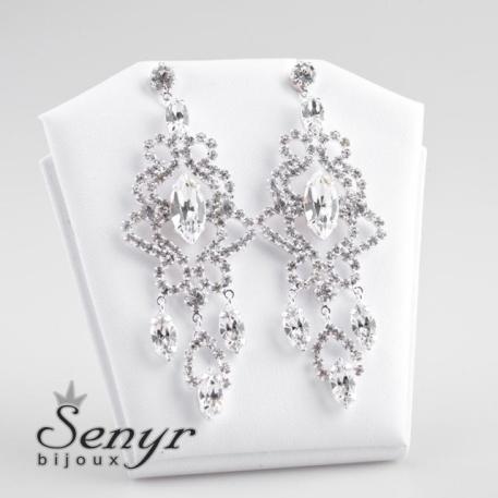 Romantic deluxe earrings