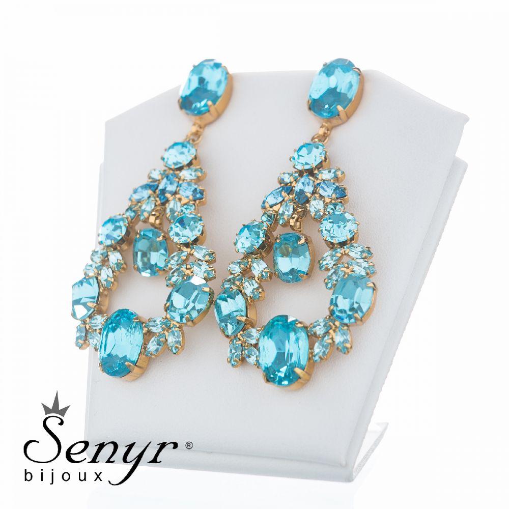 Earrings Blue Sky