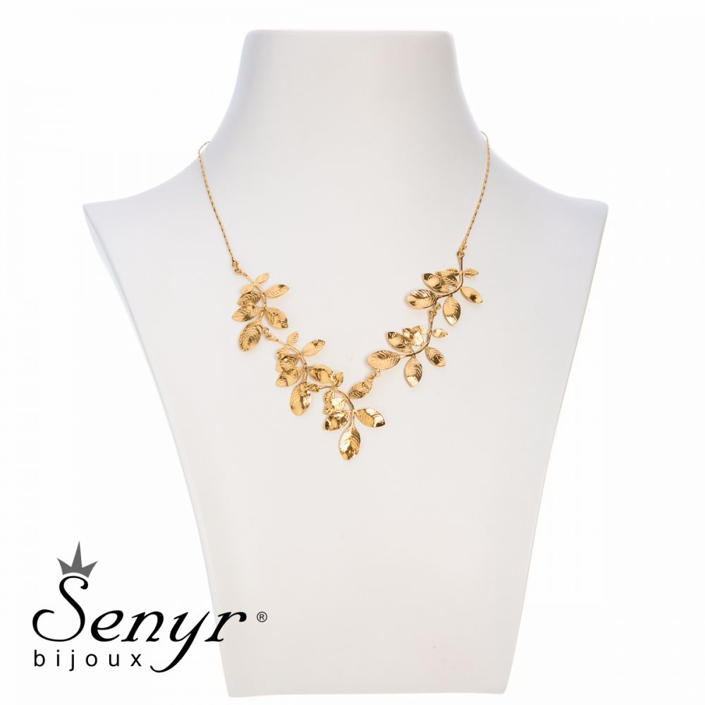 Necklace Smartness Gold