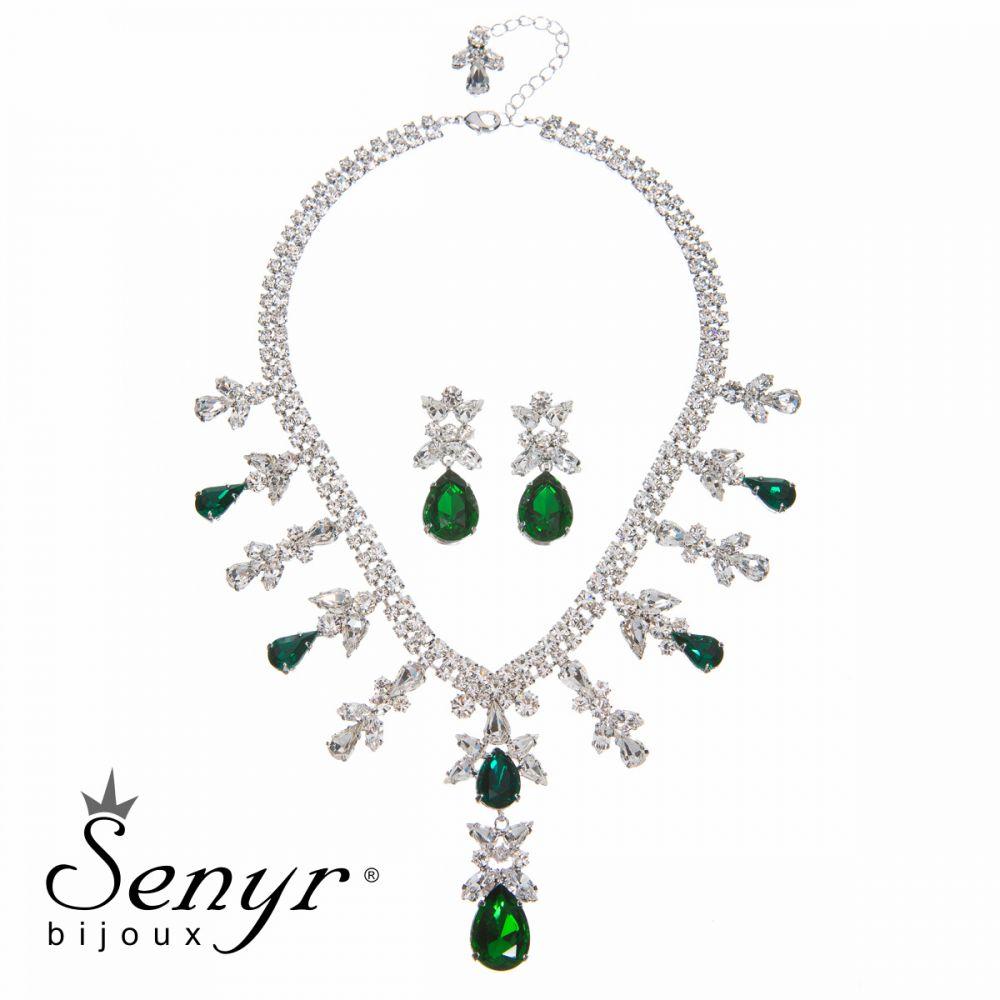 Set Emerald Style
