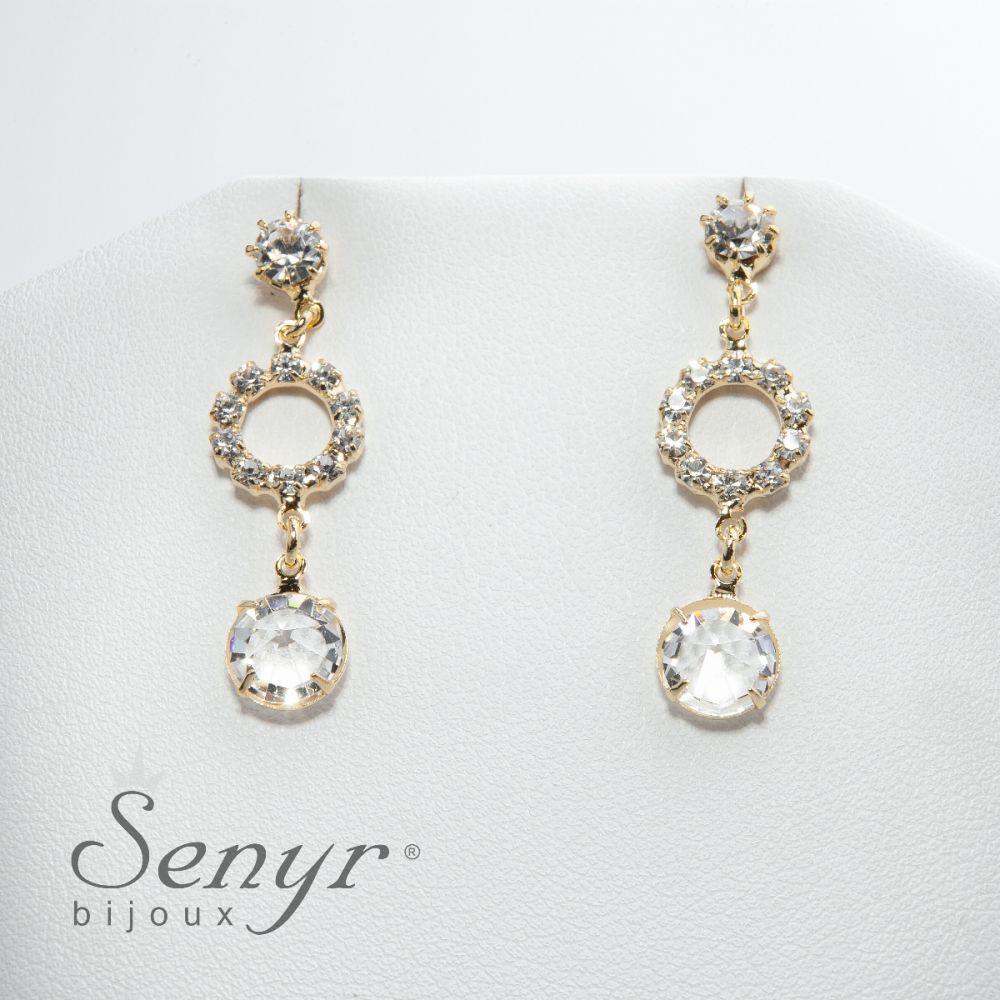 Earrings Sweet Delicacy Gold