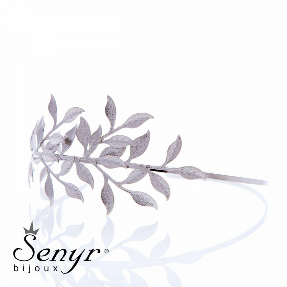 Headband Sophistication Silver