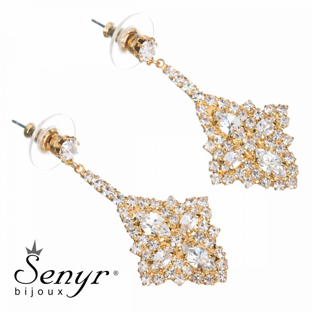 Earrings Eternal Beauty Golden