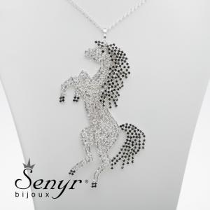 Necklace pony