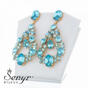 Earrings Blue Sky