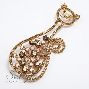 Brooch Elegant Cat