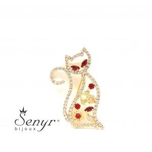 Brooch CAT